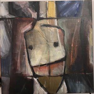 Other - Acrylic on canvas